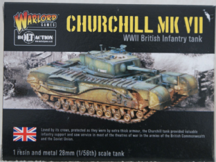 Warlord Games 28mm WGB-BI-111 Churchill MK.VII
